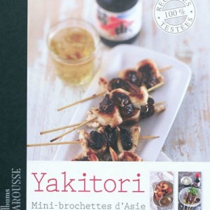 Yakitori mini-brochette