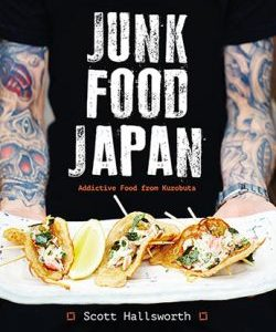 Junk Food Japan librairie gourmande